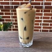 Iced Spots Latte