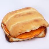 Pan Con Jamón Y Queso