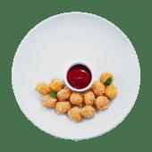 Моцарела fries (120/30г)