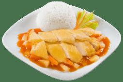 Panierowany kurczak w sosie słodko-kwaśnym