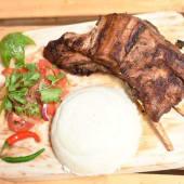 1/2kg Pork rib choma