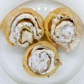 Печиво троянда з горіхом (200г)