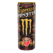 Monster Coffee Espresso (250 ml.)