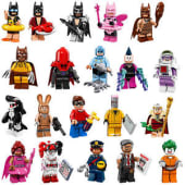 Minifigure Batman Movie 71017 UNITA