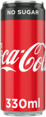 Coca cola zero 0.33