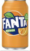 Fanta Naranja (33 cl)