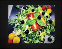 Салат із сиром Халумі (270г)