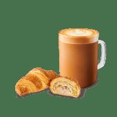 Duo Croissant de Jamón y Queso