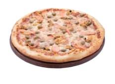 Піца з морепродуктами (35см)
