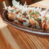 Takoyaki (4 piezas)