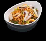 Смажений рис з морепродуктами (260г)