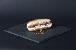 Olive Hot dog