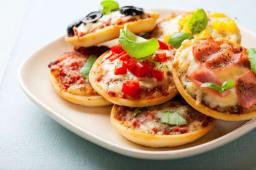 Promoción 3 Pizzetas