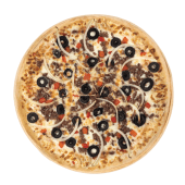 Pizza diábola (pequeña)