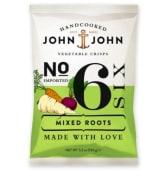 Chips John & John Légumes