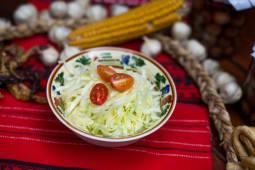 Salata de varza verde