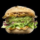 Vegeburger pikantny