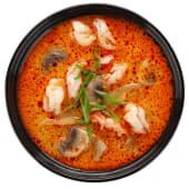 Суп Том Ха з куркою