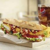 Promo: Menú Pans Crujiente de Bacon