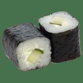 Maki concombre fromage frais