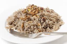 Kabsa meat & rice