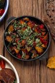 Овочева сковорода з бататом і хрусткими овочами (300г)