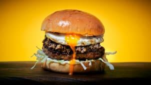 Truffle de luxe burger