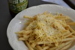 Картопля фрі з сиром (160г)