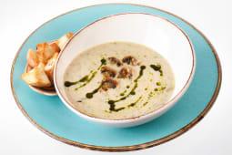 Густий суп з білими грибами та печерицями (330г)