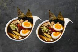 Суп Рамен із куркою (900г)