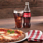Pizza al piatto Diavola + Coca-Cola lattina 33 cl
