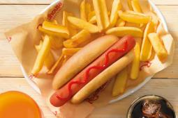 Kid's hot dog