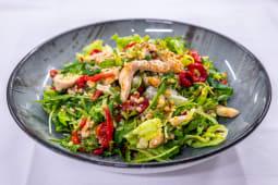 Gourmet salata od piletine i bulgura