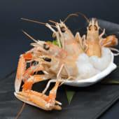 Sashimi scampi - 4 pezzi