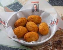 Croquetas de pollo (6 ud.)