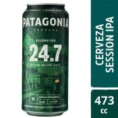 Cerveza Patagonia  24 - 7 (473  cc.)