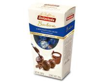 Bombón de chocolate con leche Delaviuda