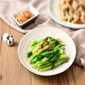 Verdura china temporada