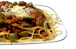Combo espagueti