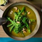 Korma de verduras