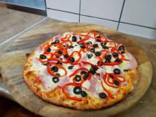 Pizza Capriciosa   Ø 40cm