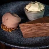 Tort clatite ciocolata