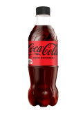 Coca Cola Zero in pet 45cl