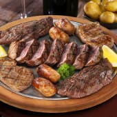 Grill mix_ny strip ( per 2 persone )