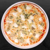 Quattro formaggi Ø 30cm + 1 GRATIS