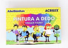 Pintura A Dedo Colores Jgox06Un Ref:11306