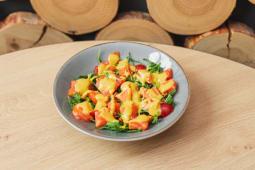 Салат з лососем (140г)