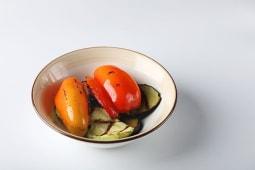 """Южные овощи, запеченные в """"Josper"""""""