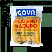 Plátano maduro entero goya (1 kg.)