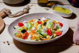 Salata casei